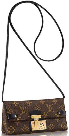 Louis Vuitton Triangle Chain Wallet | Bragmybag