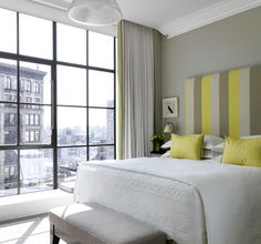 design from the Crosby Street Hotel