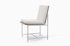 Daybreak Dining Side Chair, Modern Luxury Patio Furniture — Link Outdoor