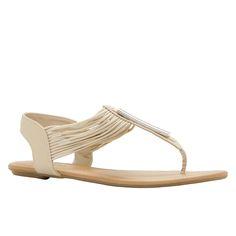 Magasinez FURTEI, sandales talons plats pour femmes chez CALL IT SPRING. Livraison gratuite!