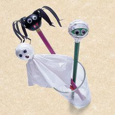 Spooky Halloween Party Favor Decorations
