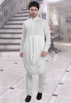 edf4d90b7cdc1 25 Latest Mens Kurta Designs for Eid 2019 – SheIdeas