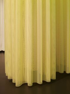 The knitted Rocket curtain by London-based design studio Doshi Levien