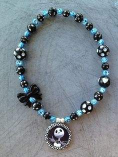 The Nightmare Before Christmas Jack by GraceandGreenBeans on Etsy, $11.99