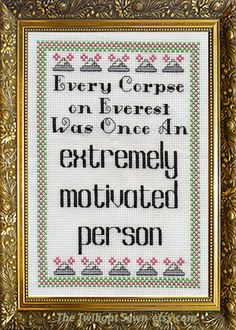 Thrilling Designing Your Own Cross Stitch Embroidery Patterns Ideas. Exhilarating Designing Your Own Cross Stitch Embroidery Patterns Ideas. Cross Stitching, Cross Stitch Embroidery, Embroidery Patterns, Cross Stitch Patterns, Cross Stitch Font, Hand Embroidery, Needlework, Funny Quotes, At Least