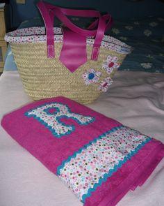 1000 images about cestos y toallas on pinterest - Toallas de playa originales ...