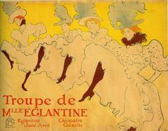 Henri Toulouse-Lautrec, malarz, ilustrator, plakacista, grafik. Jeden z czołowych twórców nurtu postimpresjonistycznego. Autor wdzięcznych, wielobarwnych – chwilami teatralizujących – prac ilustrujących paryskie życie nocne. Alkoholik. Przyjaciel prostytutek, artysta stracony (...)