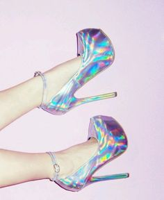 shorts silver shoes heels fashion shoes silver high heels cool wow hella cute me. Silver Shoes Heels, High Heels Boots, Cute High Heels, Silver High Heels, Metallic Shoes, Ankle Strap Heels, High Heel Pumps, Cute Shoes, Me Too Shoes