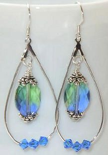One of the most popular designs on our Idea Page this summer! Swarovski...There is no substitute!