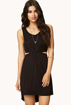 Favorite Knotted Dress | FOREVER 21 - 2002246267