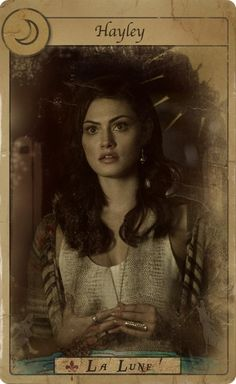 Imagens de The Originals destacam o elenco da série em cartas de tarô! - Minha Série