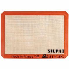 Silpat Non-Stick Baking Mat,11 5/8 x 16 1/2-inches,Half Sheet Size: Amazon.com: Home & Kitchen