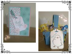 Easter Thank you and Berry Basket. Independent  Stampin' Up!® Demonstrator UK.