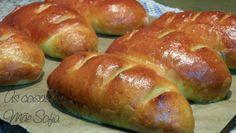 Pães de leite / Milk bread