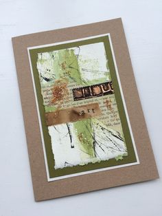 a love to create: More Inky Cards...
