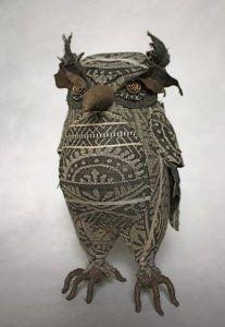 The wonderful work of Ann Wood:  Mr. Chuzzlewit : ann wood handmade