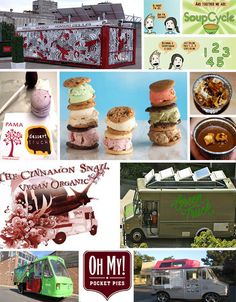 To Go, Please: 12 Coolest Food Carts and Mobile Eateries