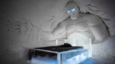 """Der Winter ist da! - Übernachten Sie mal im """"Game of Thrones""""-Eishotel"""