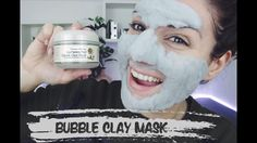 First Impressions: ELIZAVECCA Bubble Clay Mask || Federica Effe