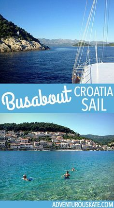 Sailing the incredible coast of Croatia with Busabout was a trip I'll never forget. Click to read the full review! | Adventurous Kate: