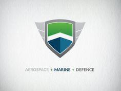 ADIANS - Logo  Aerospace + Marine + Defence by @I_AM_TIMBER
