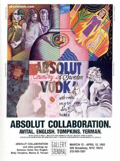 Absolut Collaboration