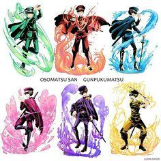 Oh My GOSH, ALL OF THEM LOOK SEXY Anime Chibi, Boboiboy Anime, Dark Anime Guys, Hot Anime Boy, Manga, Osomatsu San Doujinshi, Old Shows, Ichimatsu, Face Photo