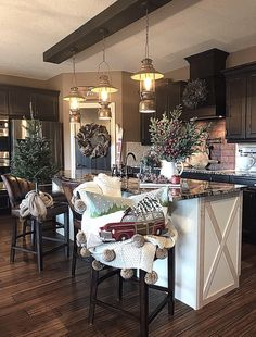 Farmhouse Christmas Decor The Executive Way
