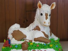 Amazing horse cake!!