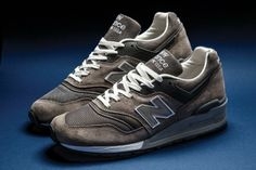 NEW BALANCE WELCOME BACK THE CLASSIC 997! - Sneaker Freaker