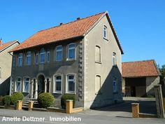 VERKAUFT! Zweifamilienhaus mit Scheune in Salzhemmendorf. Weitere Informationen und Angebote unter: www.dettmer-immobilien.de