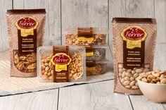 Ferrer Snacks: los mejores frutos secos seleccionados, en prácticos envases.