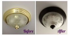 "TweetEmail TweetEmail Share the post ""DIY Oil-Rubbed Bronze"" FacebookPinterestTwitterEmail DIY Oil-Rubbed Bronze This is one of the oldest DIY tricks in the book, updating brass or gold fixtures to oil-rubbed bronze. You won't believe how easy it is! Face it, we all have them….ugly brass or gold light fixtures, door handles, bathroom knobs, brass lamps,continue reading..."