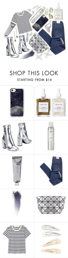"""""""star dust"""" by racheljacksonlondon ❤ liked on Polyvore featuring Casetify, French Girl, George J. Love, Ouai, Bloomingville, Cheap Monday, Bao Bao by Issey Miyake and Kitsch"""