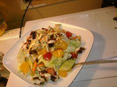 Bariatric Foodie: Niks Asian Chicken Salad