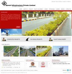 #infrastructure Website Development Company, In Mumbai, Latest Technology, Engineering, Technology