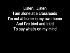 ▶ Beyonce - Listen (Lyrics) - YouTube....always forget about this so I pinned it...holla