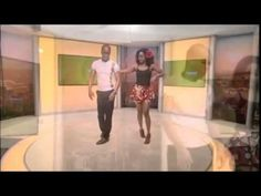 Rico Suave & Josy Semkiz on TV - Kizomba from Kyaku Kyadaff - Kilamba