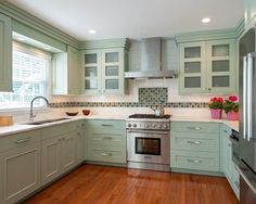 Teal Kitchen Cabinets how to use teal and taupe in your interior design | teal accents