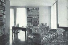 Casa al Parco, Milano 1947-54