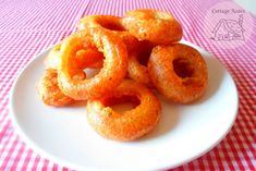 Onion Rings - Home Cleaning Products Household Cleaning Tips, Bathroom Cleaning Hacks, Diy Cleaning Products, Cleaning Checklist, Cleaning Services, Cleaning Solutions, Fruit And Vegetable Storage, Vegetable Recipes, Cooking Rings