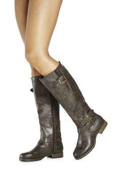 Shop Women's Flat Boots | JustFab