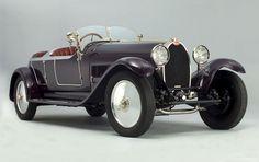 1927 Bugatti Type 38A by J. Figoni