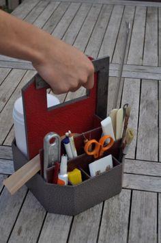 Le cahier technique du Port'atelier - L'art et Création...Tuto à commander 10€