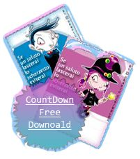 Grafic Scribbles: Salutino o skerzetto? - Contdown Halloween Free Download