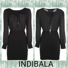 Alluring BLACK- INDIBALA  We can design this dress on any fabric or in any color combination for butique owners,distributers and wholesalers  Type: Dress Fabric: Georgette Wash Care: Handwash and Dryclean Only Color: Black Weight: 500 grams Shipping: Worldwide    #JoinTheindibala #MANUFACTURER #WHOLESALER #western #instafashion #streetfashion #fashionaddict #fashionblog #instastyle #lookoftheday #fashionpost Can Design, Fashion Addict, Color Combinations, Color Black, Street Style, Type, Fabric, Collection, Tela