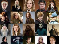 Play to find out what Harry Potter character you are most like!