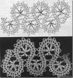 how to make bruges lace