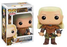 POP The Hobbit: Legolas Figurine. Adorable - k