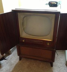 Rca Victor Tv Cabinet | MF Cabinets